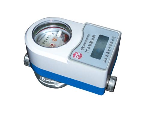 点击查看详细信息标题:YJLX型IC卡纯净水水表(射频卡) 阅读次数:4946