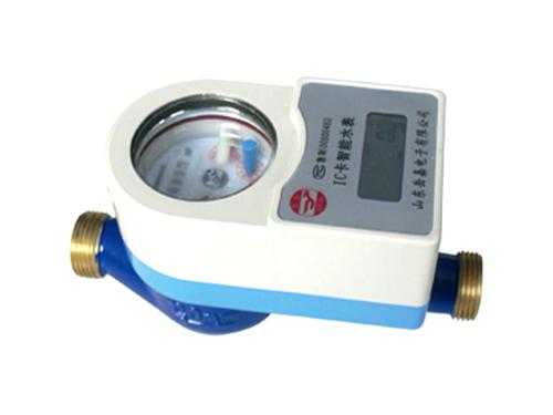点击查看详细信息标题:YJLX型IC卡冷水水表(射频卡) 阅读次数:6612
